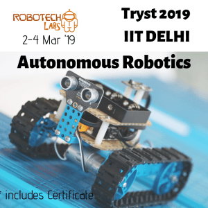 Robotech Labs Leader In Technology Workshops At Iits