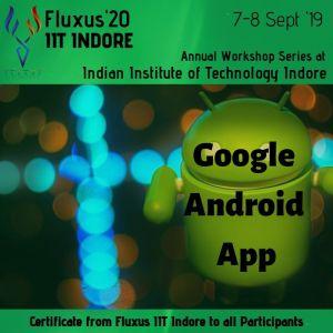 android App_Fluxus_IIT Indore