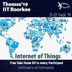Thomso IIT Roorkee Internet of Things