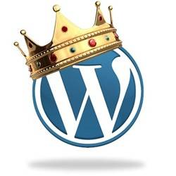 wordpress король