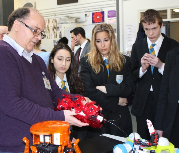 STEM Fair at Stour Valley 2