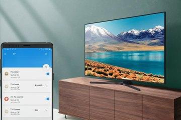 Samsung Smart TV met Domoticz besturing