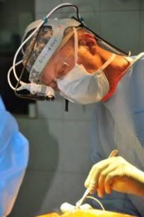 T. Sloane Guy, MD in Iraq
