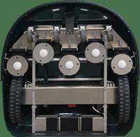 Robot Cortacésped Belrobotics - Mayor ancho de corte