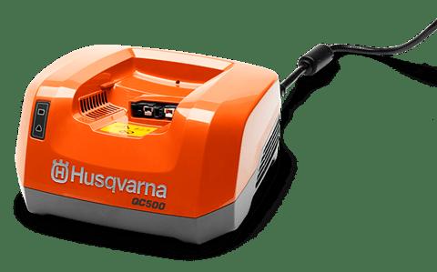 Cargador Husqvarna QC 500