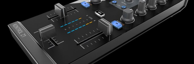 Tech Review: Native Instruments Kontrol Z1: The Definitive Traktor DJ Controller & Soundcard