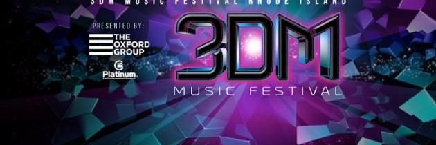3DM: The First 3D Music Festival
