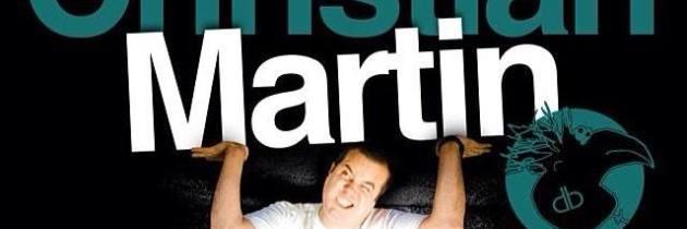 Party Buzz: Christian Martin Takes Detroit