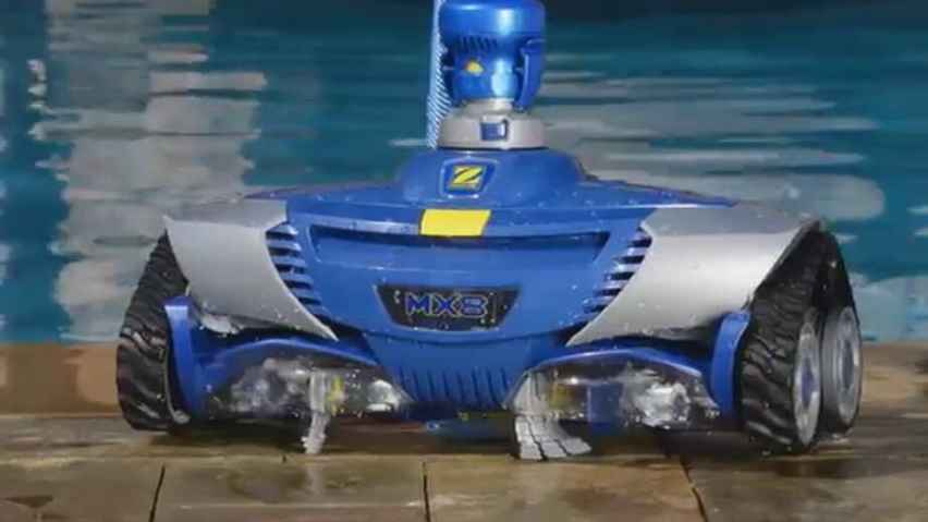 Zodiac Mx8 Elite Suction Pool Cleaner