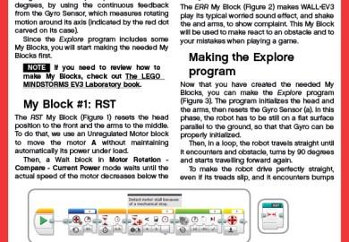 Ev3 Gyro Sensor Straight Line