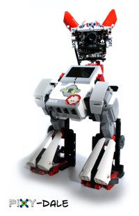 LEGO MINDSTORMS EV3 Mecha Chip & Dale | Danny's LAB