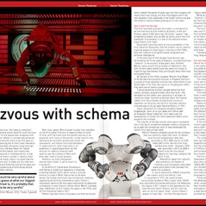sensor readings magazine, feature