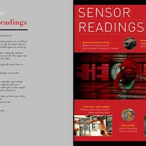 Sensor Readings magazine, full issue