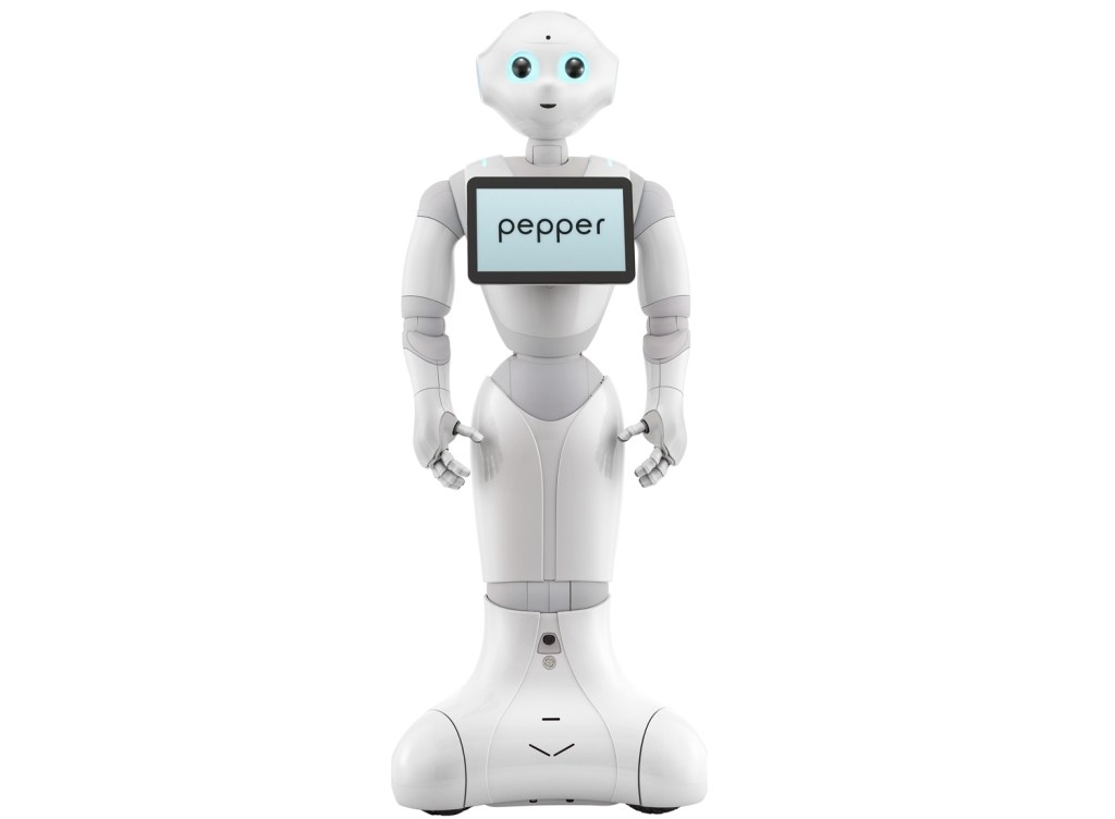 Haier partners with SoftBank Robotics to develop service robots