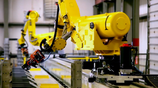 Cisco has been providing connectivity technologies to Fanuc robots