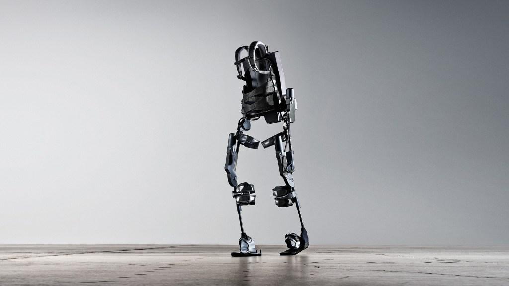 Darpa selects Ekso Bionics for development of next-generation exoskeleton