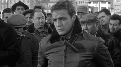 Marlon Brando On the Waterfront