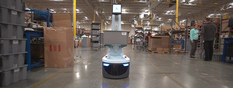 Locus Robotics partners with Supply Chain Services on warehouse automation technologies
