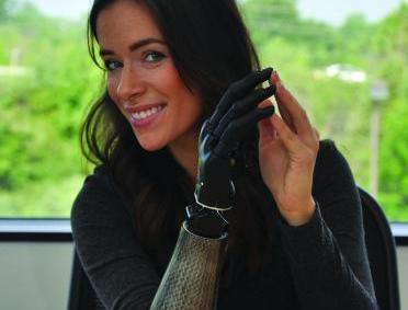 Touch Bionics sales reach £15 million in 2015