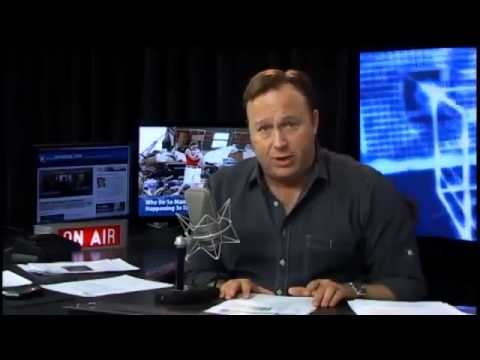 Alex Jones channel claims robots want to 'destroy humans'