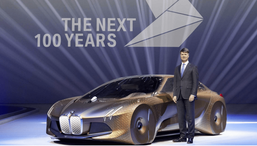 BMW celebrates 100 years by entering autonomous car race