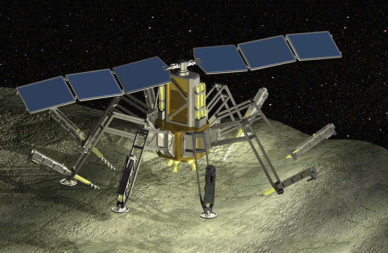 Nasa to send robots to Moon, Mars and comets to fetch water