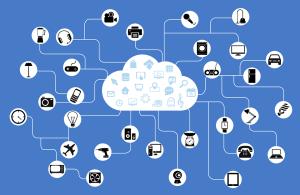 iot network illustration