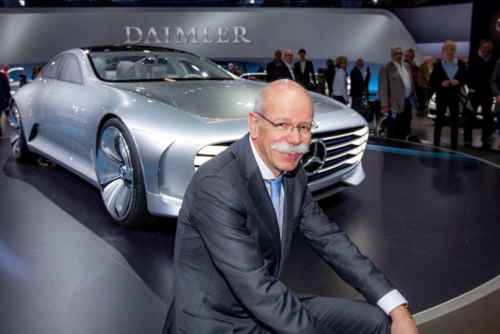 Mercedes makes driverless car tech central objective