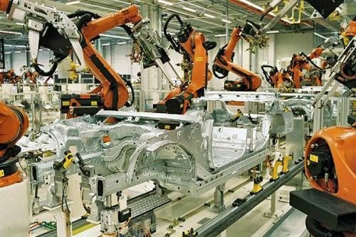 actuators in industry