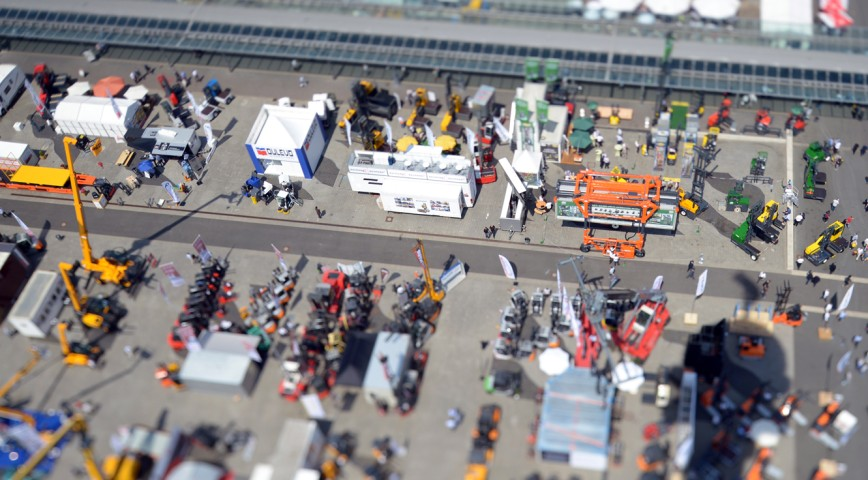Tickets to CeMAT, the world's leading logistics technology event
