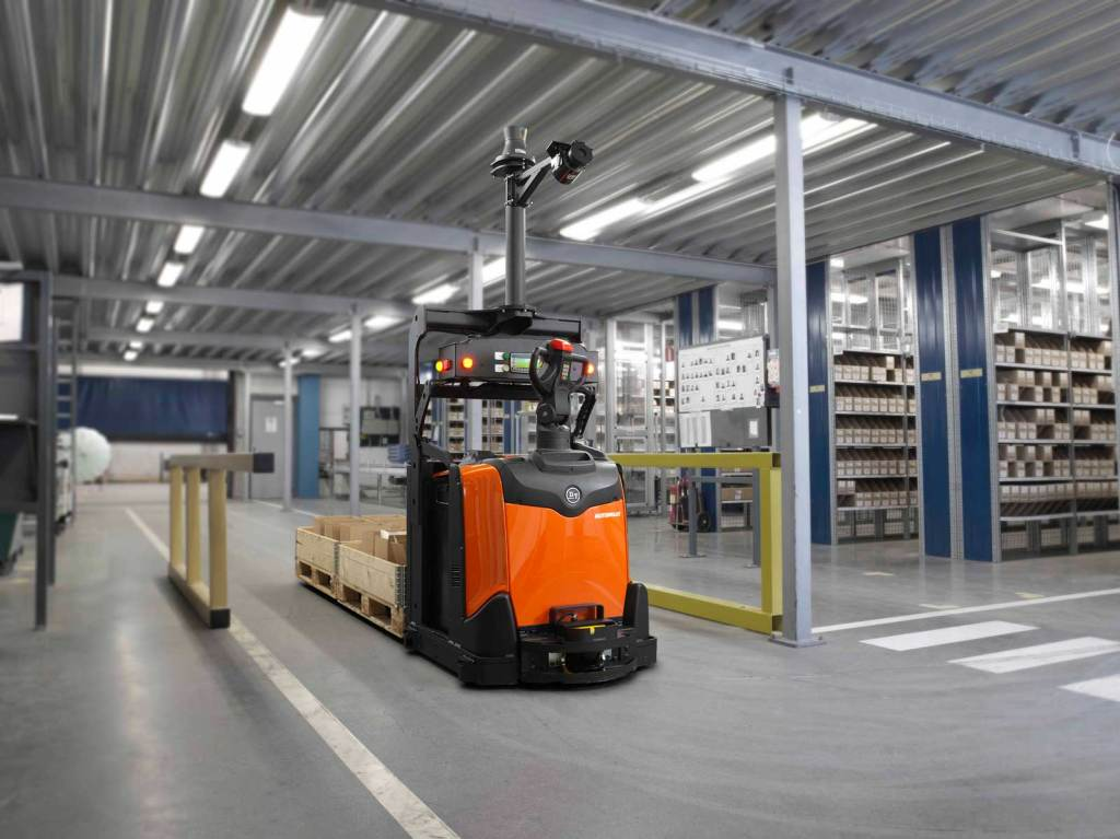 CeMAT: Warehouses turning to autonomous vehicles to keep up with ecommerce growth