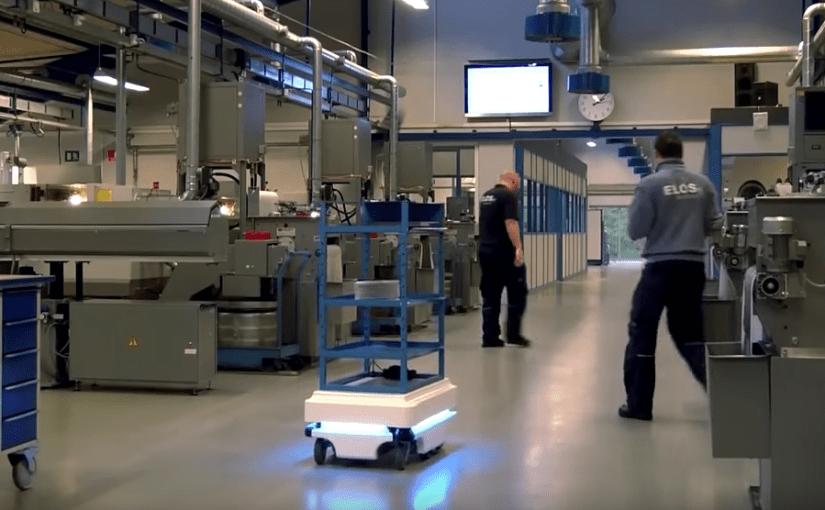 MiR opens US office, launches autonomous mobile robot into North America