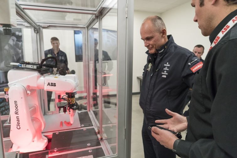 ABB opens large, integrated new facility in Silicon Valley