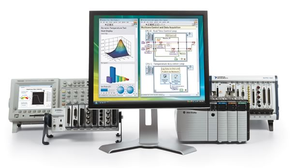 National Instruments Launches New Version Of Labview