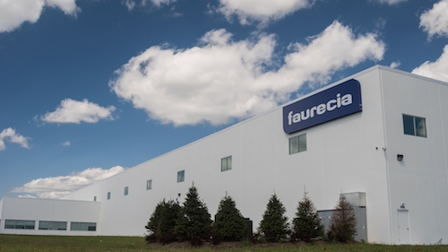 faurecia columbus south