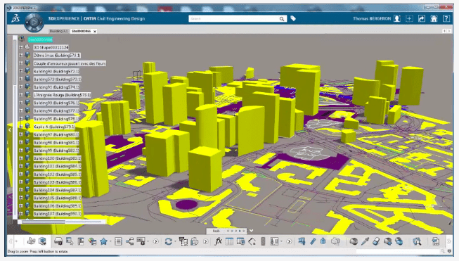 Dassault Systèmes launches solution for architecture, engineering and construction industries