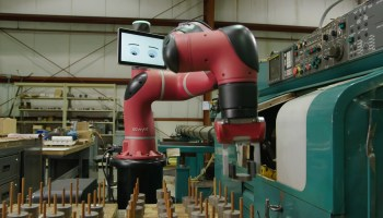 Case study: A task for two collaborative robots