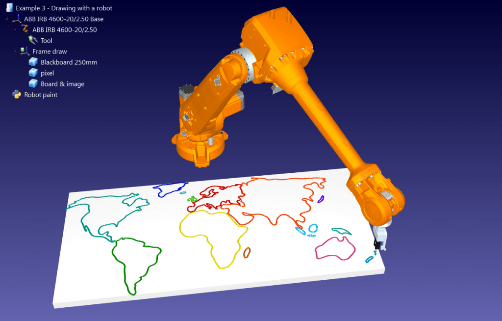 RoboDK updates industrial robot simulation application