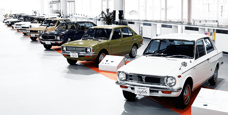 The Toyota Corolla at 50: The best-selling car of all time