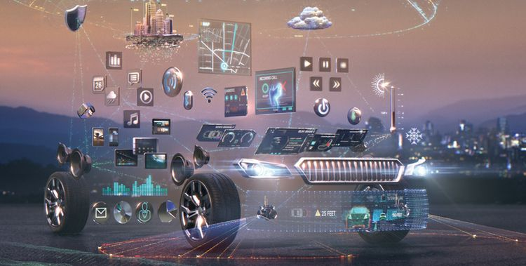Evolution of the machines: How connectivity is transforming the car