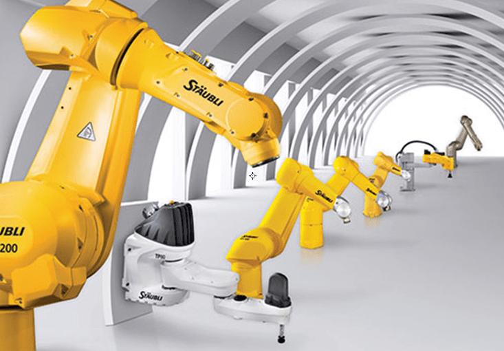Video: Stäubli Robotics investing in software for the future