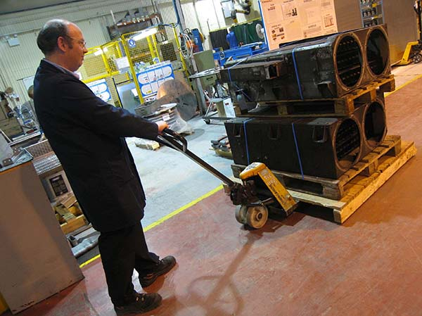 Manufacturing: Benefits of universal peripherals