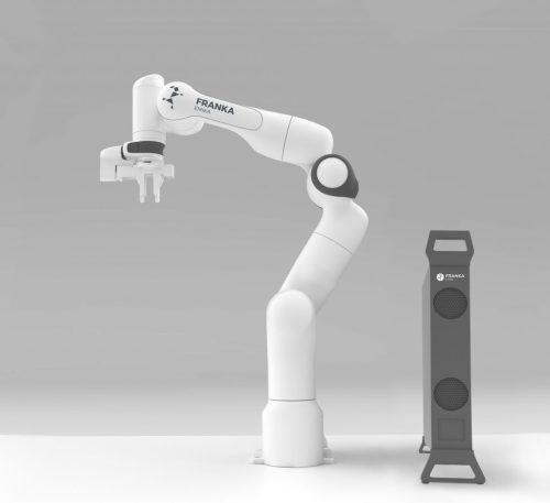 FRANKA EMIKA industrial robot