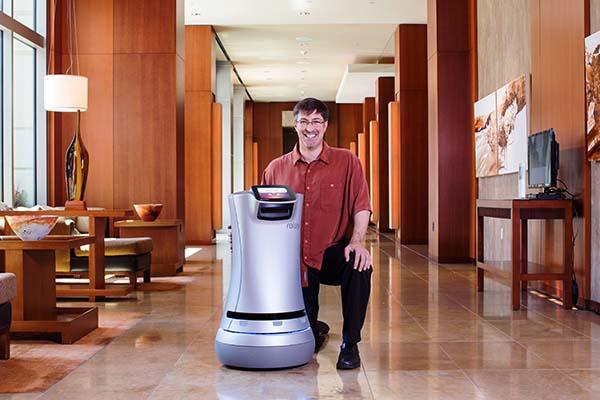 Robotic concierge: Exclusive interview with Savioke boss