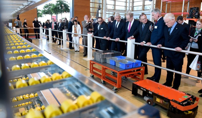 Hannover Messe: Strengthening integrated industry