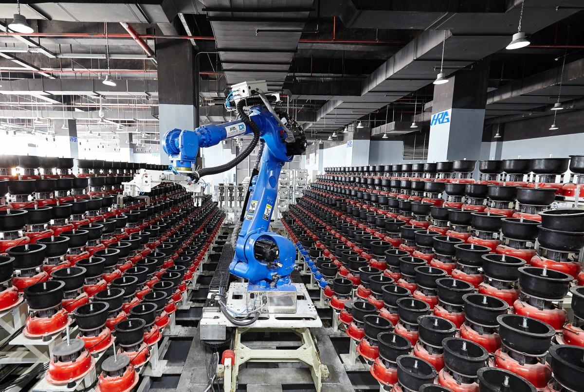 HRG takes initiative in recruiting talent for robotics development