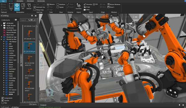 Virtual factory: Visual Components launches new version of its industrial design application