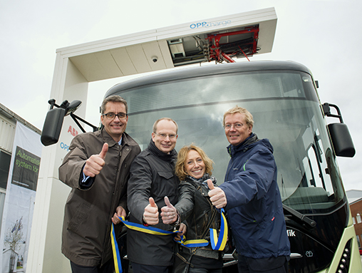 ABB and Nova Bus announce collaboration on electric transportation