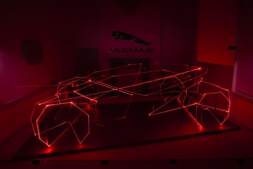 jaguar art biennale