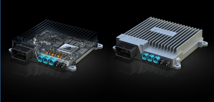 Bosch-NVIDIA ai car system